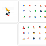 baianat.com – Blobs – Download 1000 ICONS with unlimeted colors.