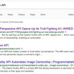 Censorship API?