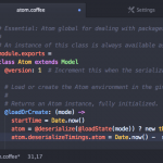 atom.io – toggle tree view and remote-ftp