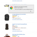 Amazon wishlist – total cost