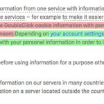 Google dropped the longstanding wall between anonymous online ad tracking and user's names